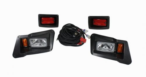 Light kit, front and rear, 12V, G29